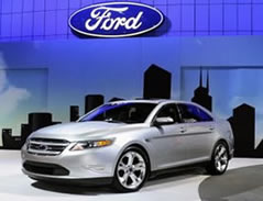 Ford Taurus SHO on Cruise Control Radio automotive radio