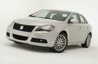 Suzuki Kizashi on Cruise Control Radio the car radio program
