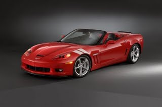 Corvette Grand Sport Convertible on Cruise Control Radio your on air automotive magazine