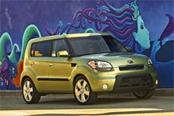 2010 Kia Soul on www.cruisecontrolradio.com